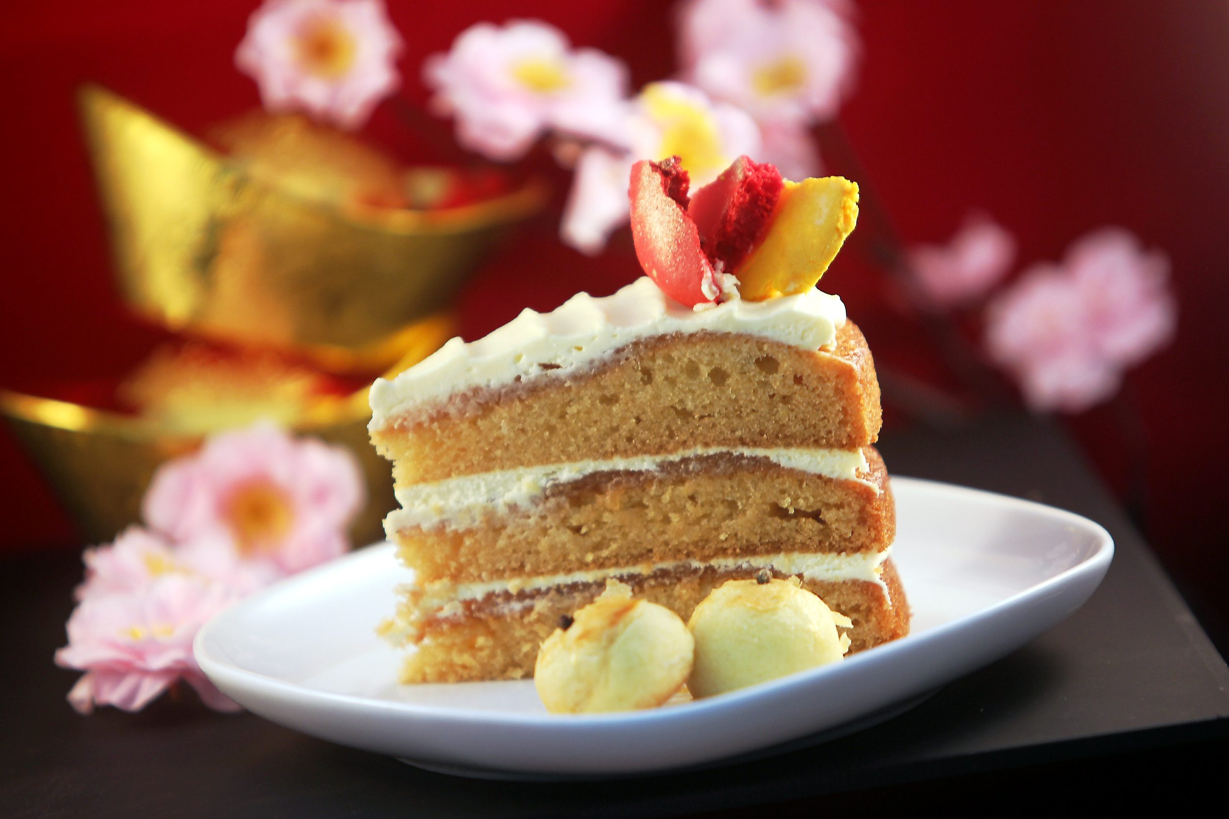 Kuali Com Butter Cake
