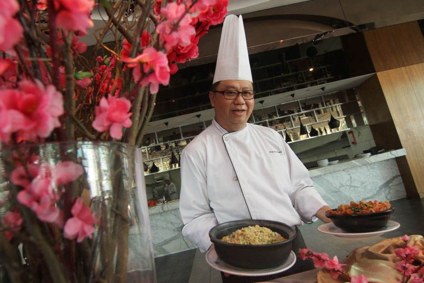 Swiss Garden Hotel and Residences executive Chinese chef Alex Choong will be presenting a variety of dishes this Chinese New Year.