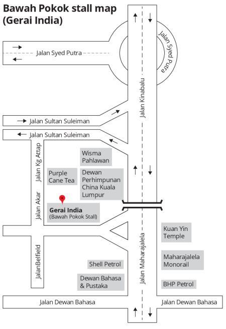 Map Gerai IndiaPDF