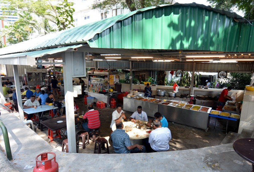 "Going by the many names their customers have concocted including ""Bawah Pokok"", ""SSSC food stall"", ""Sivam corner"" and ""Suresh Corner"", this little stall has its roots firmly planted in the area."