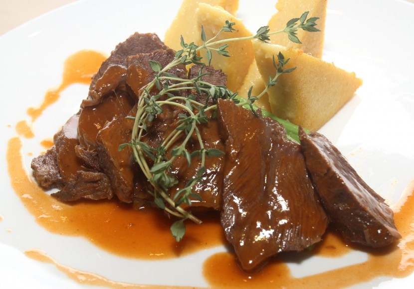 The Chef's Special Beef Cheek (RM68) would appeal to adventurous diners.