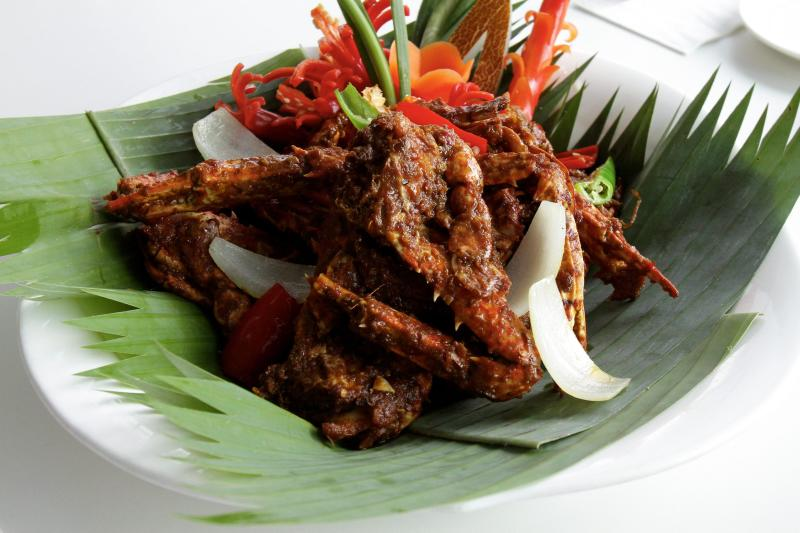 One of the must try items at the Kembara Desa Ramadan buffet is the Ketam Goreng Berlada Tanjung Malim. The buffet will be ongoing for the Ramadan period at the Buzz Cafe in Premiere Hotel, Klang.