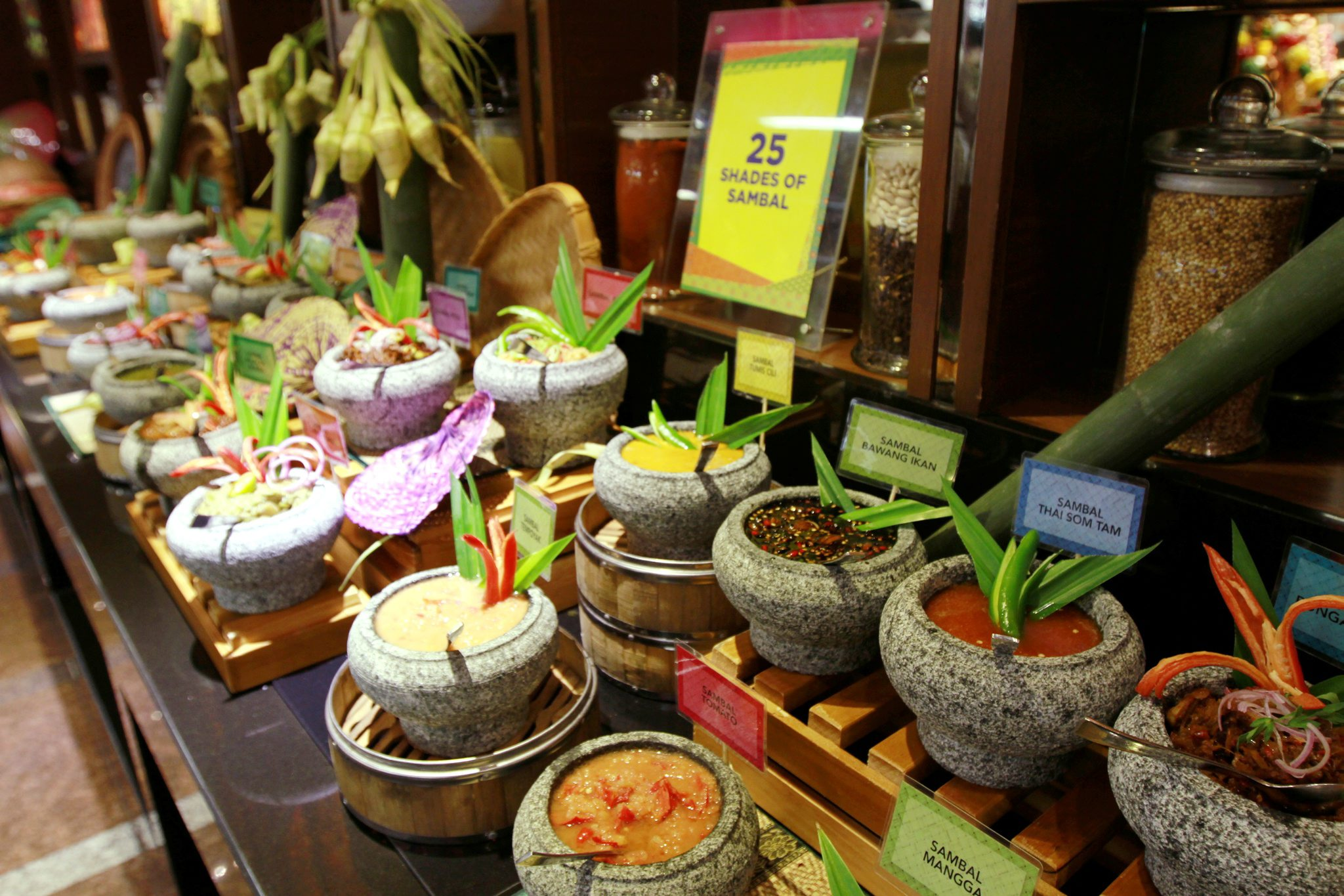 Sunway Resort Hotel Spa Offers Sambal Galore For Ramadan Buffet Sirup Mangga By Sirop Gendhis
