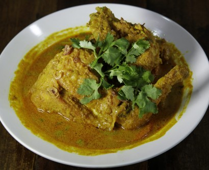 Chicken Curry Kapitan