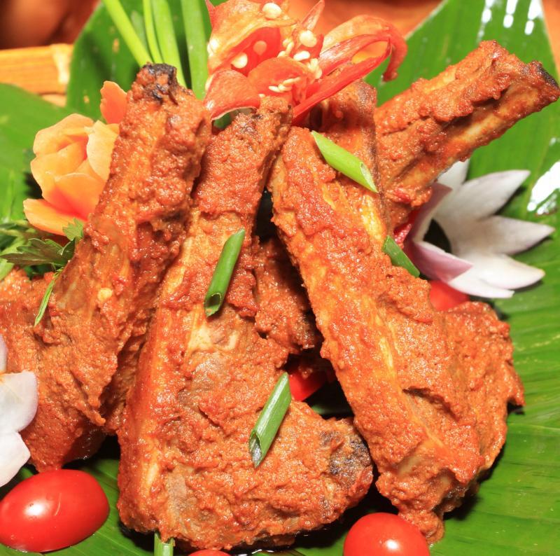 Kuzi Kambing, a must-try by Chef Fauzi and his brigade at Grand Seasons this Ramadan.
