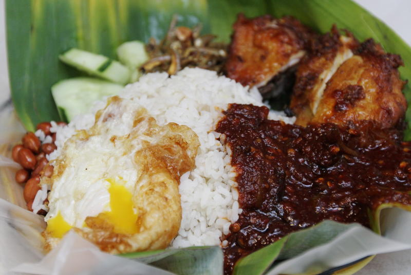 Satisfy Your Tastebuds With Nasi Lemak Tepi Jalan Kuali