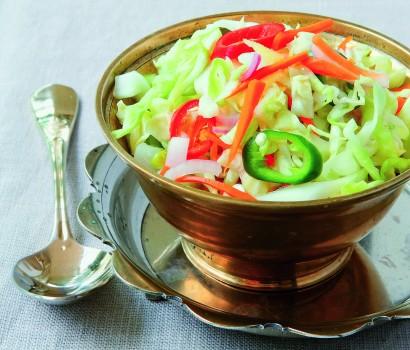 Pickled Cabbage (Acar Kobis)