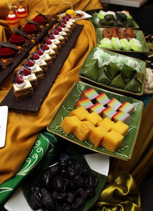 The Royale Chulan Kuala Lumpur has a wide range of desserts to finish off your meal.