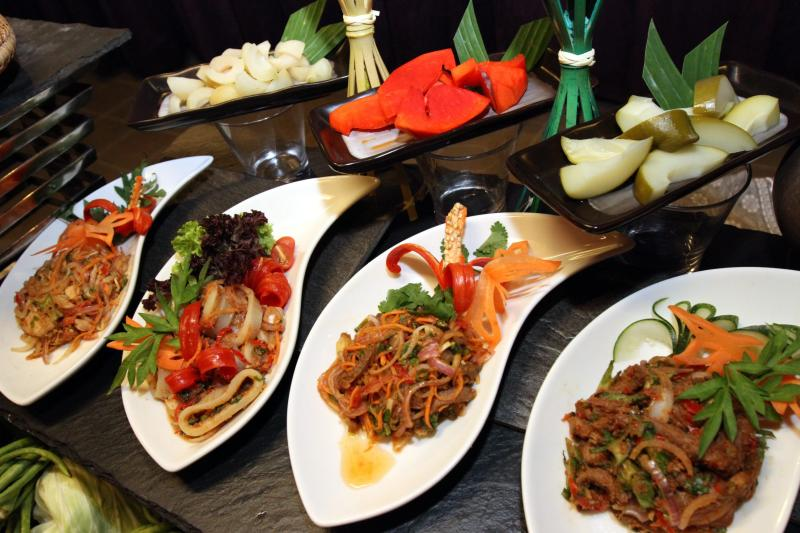 Weil Hotel offering the themed Citarasa Utara (Northern flavours)for this Ramadhan buffet.