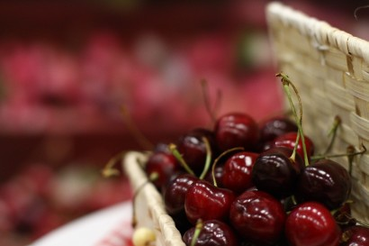 Northwest Cherry Season launch and two recipes demonstrated by Nutritionist and Celebrity Chef, Alexandra Prabaharan who will also share the nutritional benefits of cherries during her demo. RAYMOND OOI/ The Star  Reporter: Qishin , Nisha , Amanda Kim Lessler