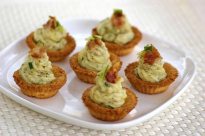 Potato Salad Tarts