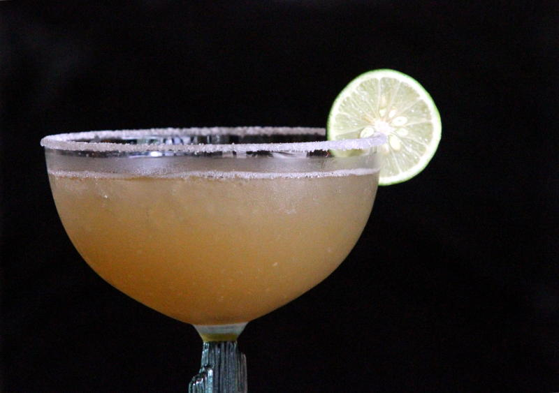 Quench your thirst with the signature margarita El Presidente.