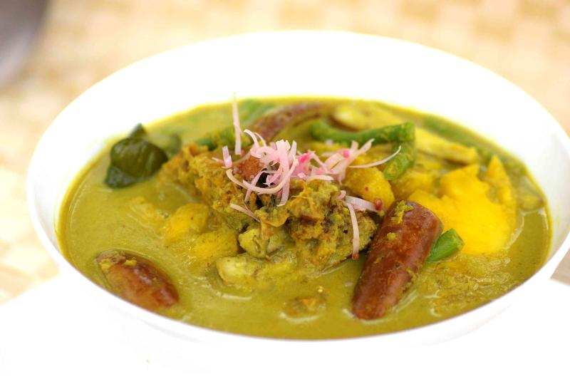 Thai-style Fragrant Curry