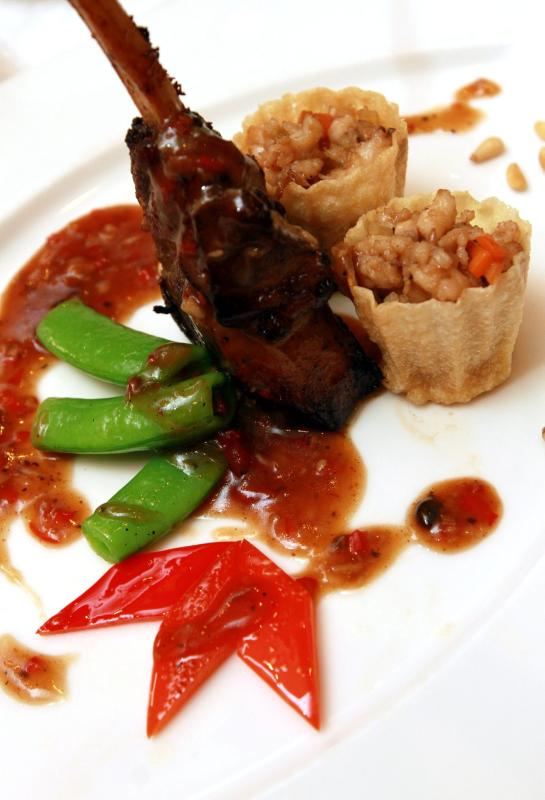 The lamb is marinated for at least four hours with over 20 ingredients and offers an explosion of flavours with each bite.