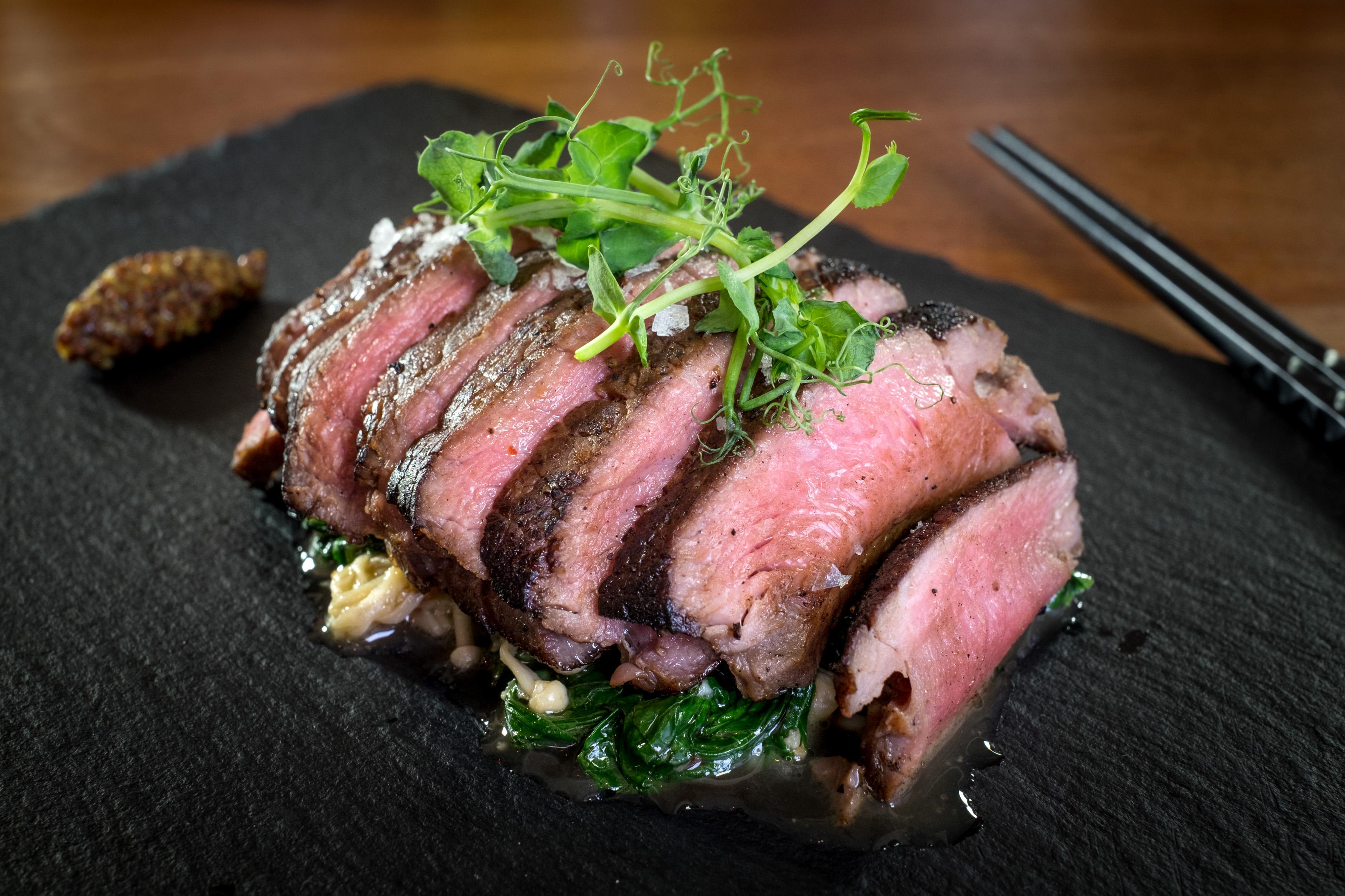 Beef tataki - Cover