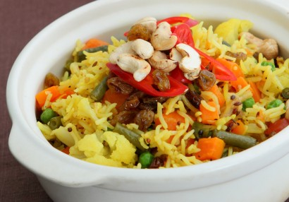 Vegetable Rice 2.