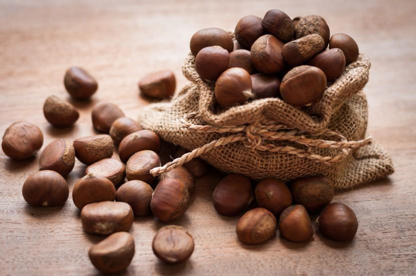 34091317 - chestnuts