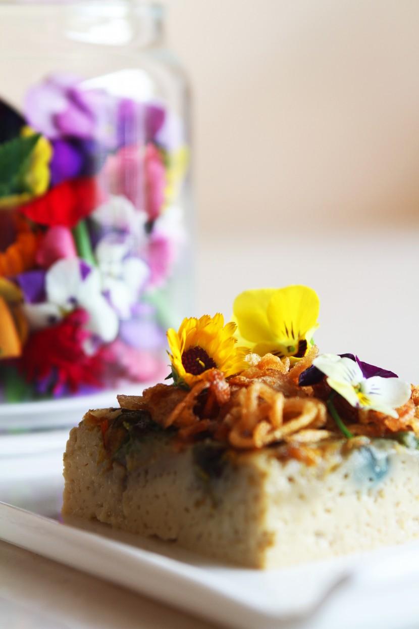 Flower Custard.