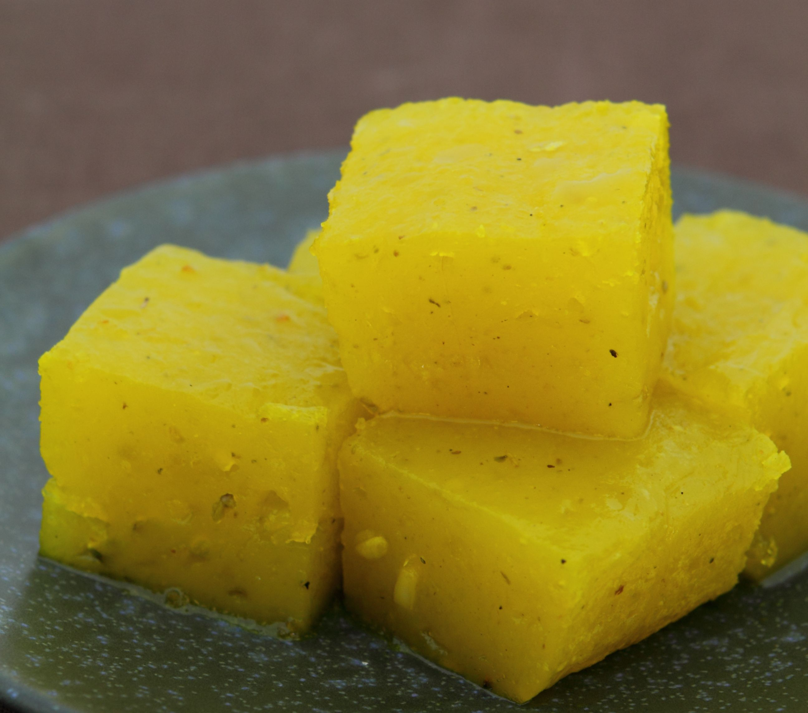 Yellow Halwa