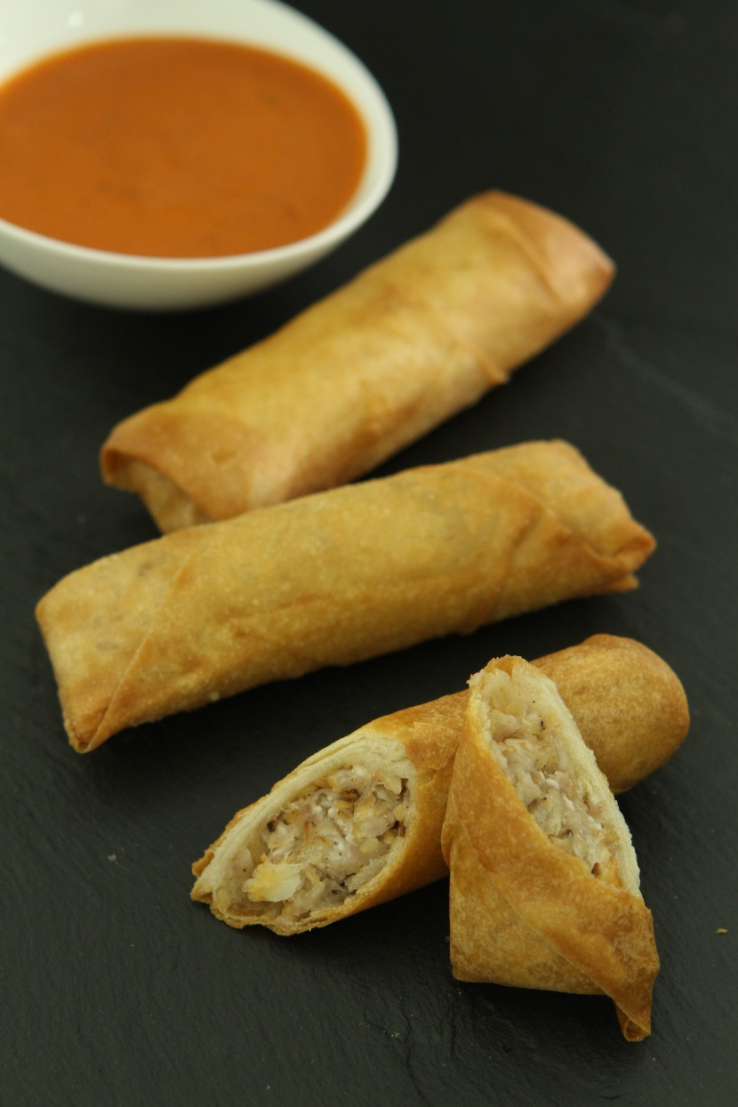 deep-fried-crab-and-taro-summer-rolls