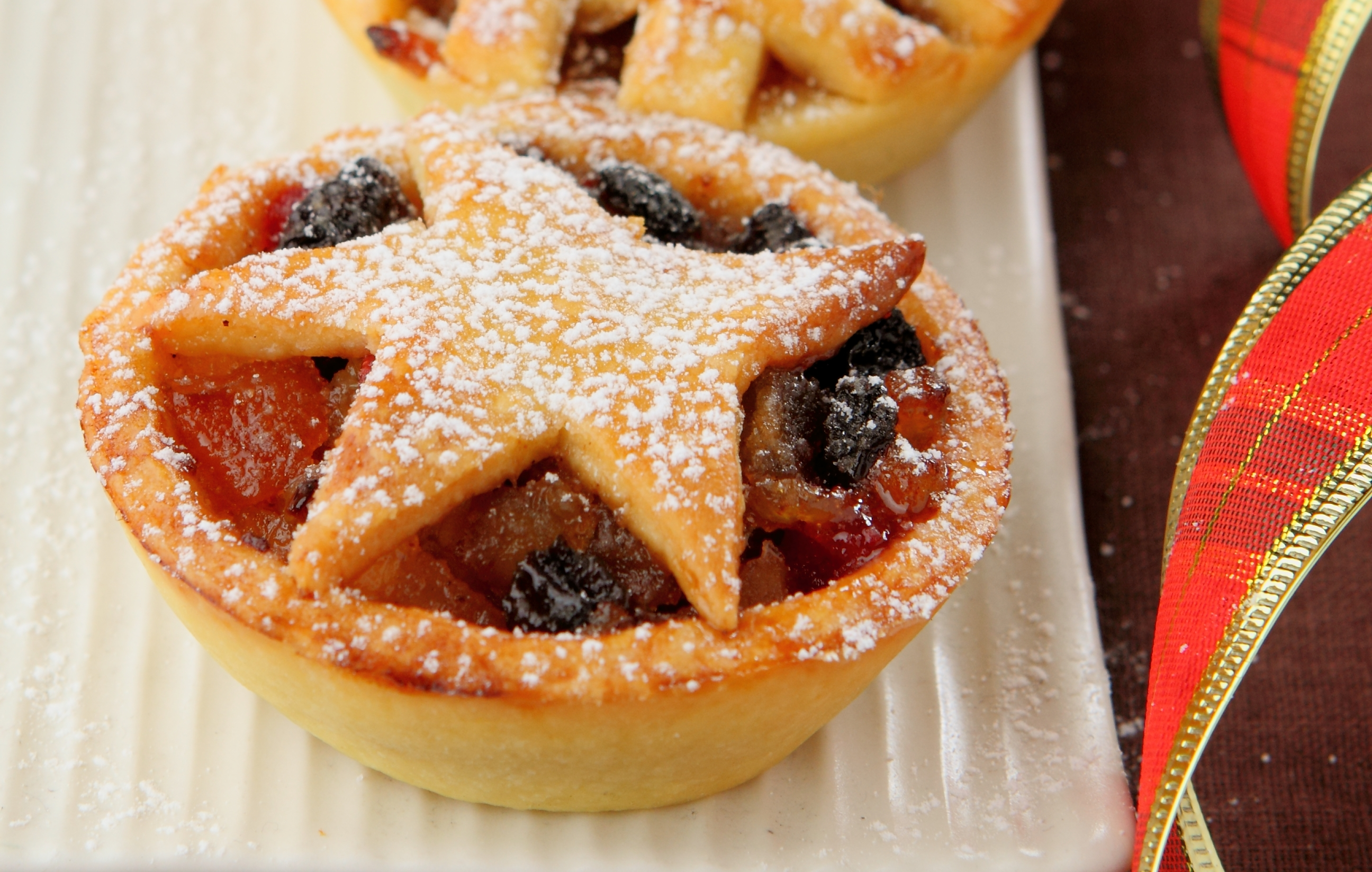Mincemeat Tart - Cover