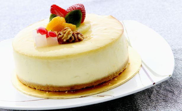 New York Cheese Cake.