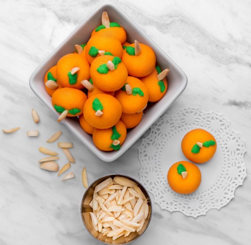 SCS - Lucky Tangerine