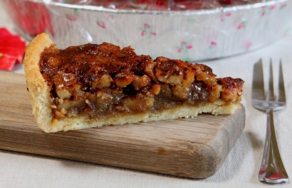 Walnut Tart.