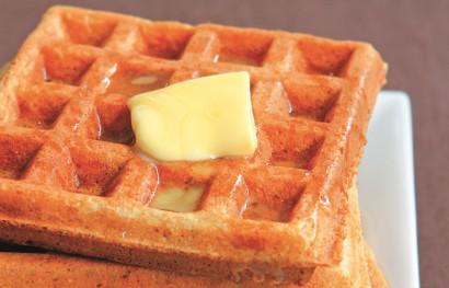 Wholemeal Waffles.