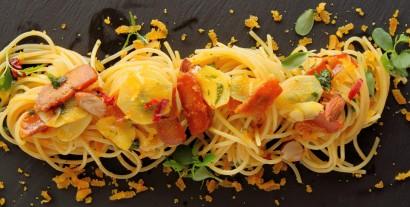 Spaghettini Alla Bottarga