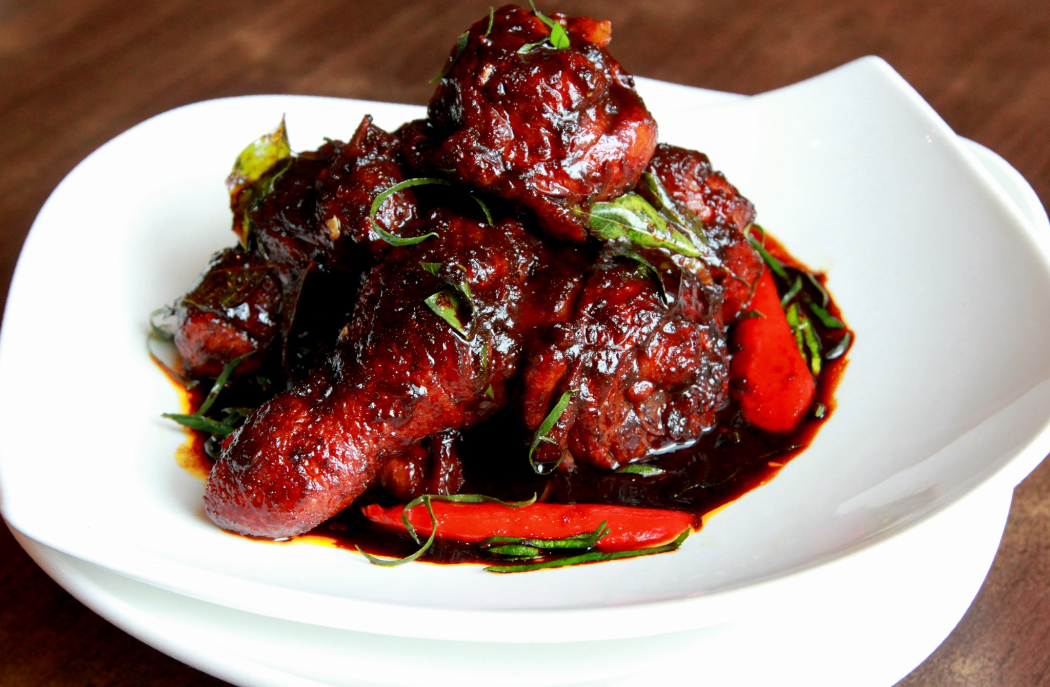 Aromatic Chicken Kala