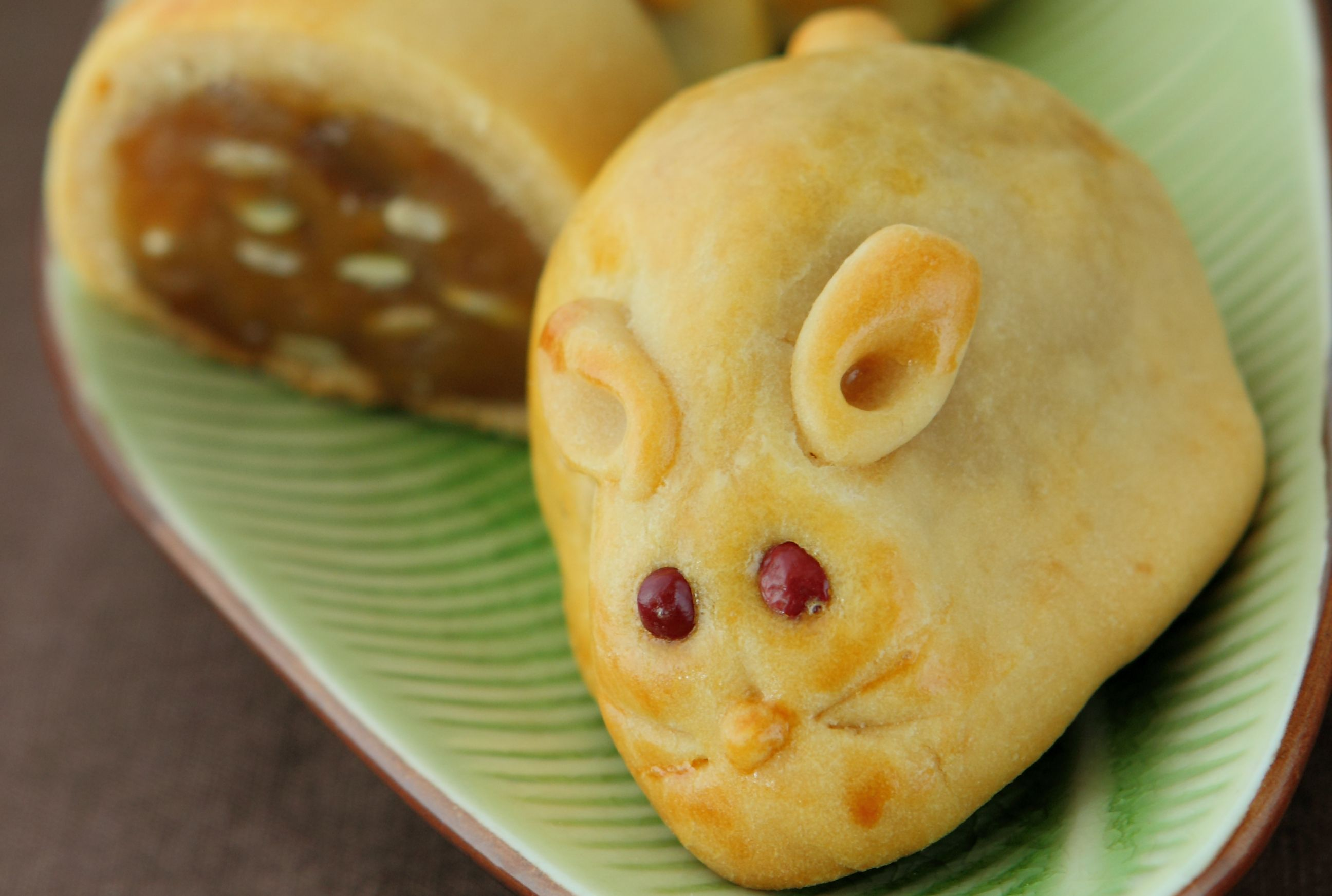Bunny Mooncake Biscuit