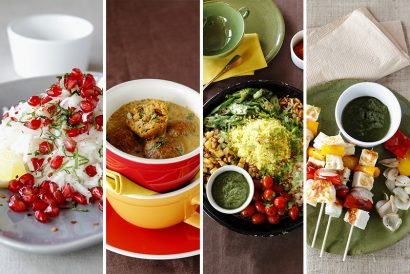 Deepavali vegetarian dishes