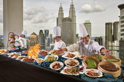 Ramadhan buffet at Fraser Residence Kuala Lumpur