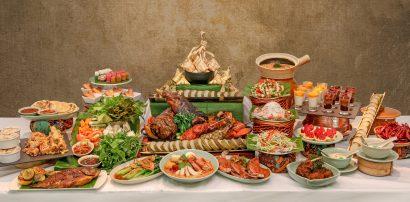 JP teres Ramadan Buffet