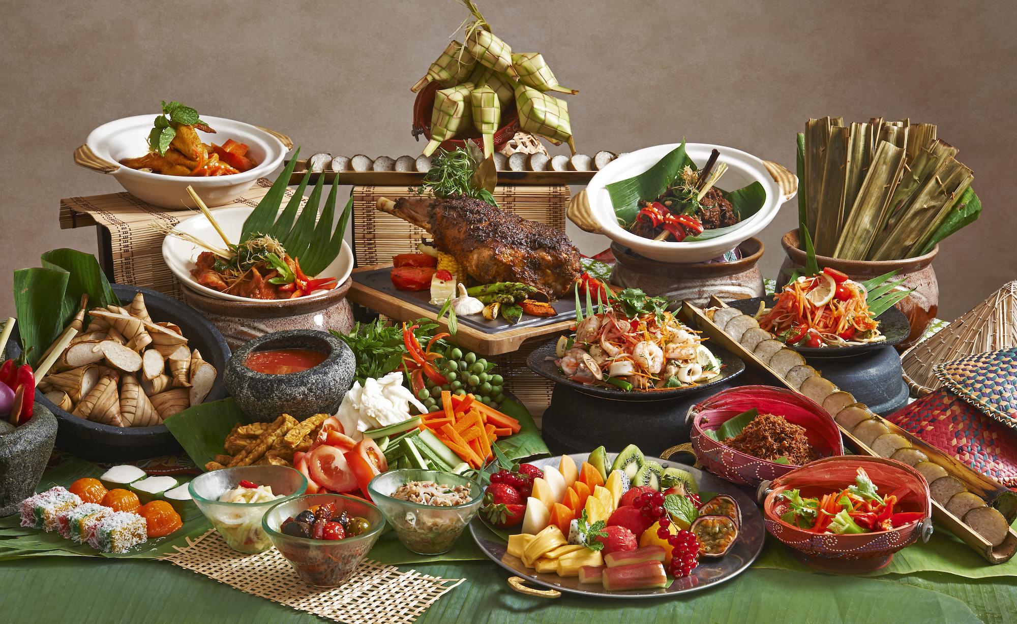 Mandarin Oriental's Ramadan Buffet