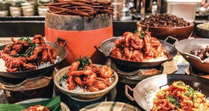 Buka puasa buffet dinner with Aneka Rasa at Grand Hyatt Kuala Lumpur