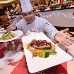 Chef Rossham Rusli