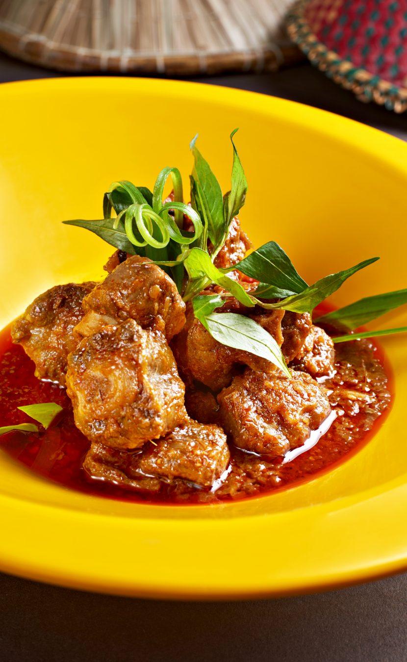 Assam-pedas from Le Méridien Putrajaya