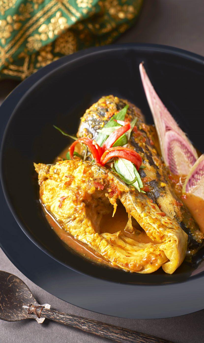Ikan-patin-tempoyak from Le Méridien Putrajaya