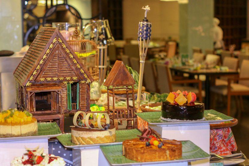 Assorted Desserts - Grand Millenium KL