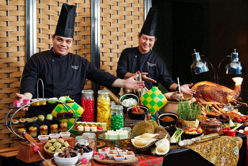 Ramadan Buffet Spread at Westin KL