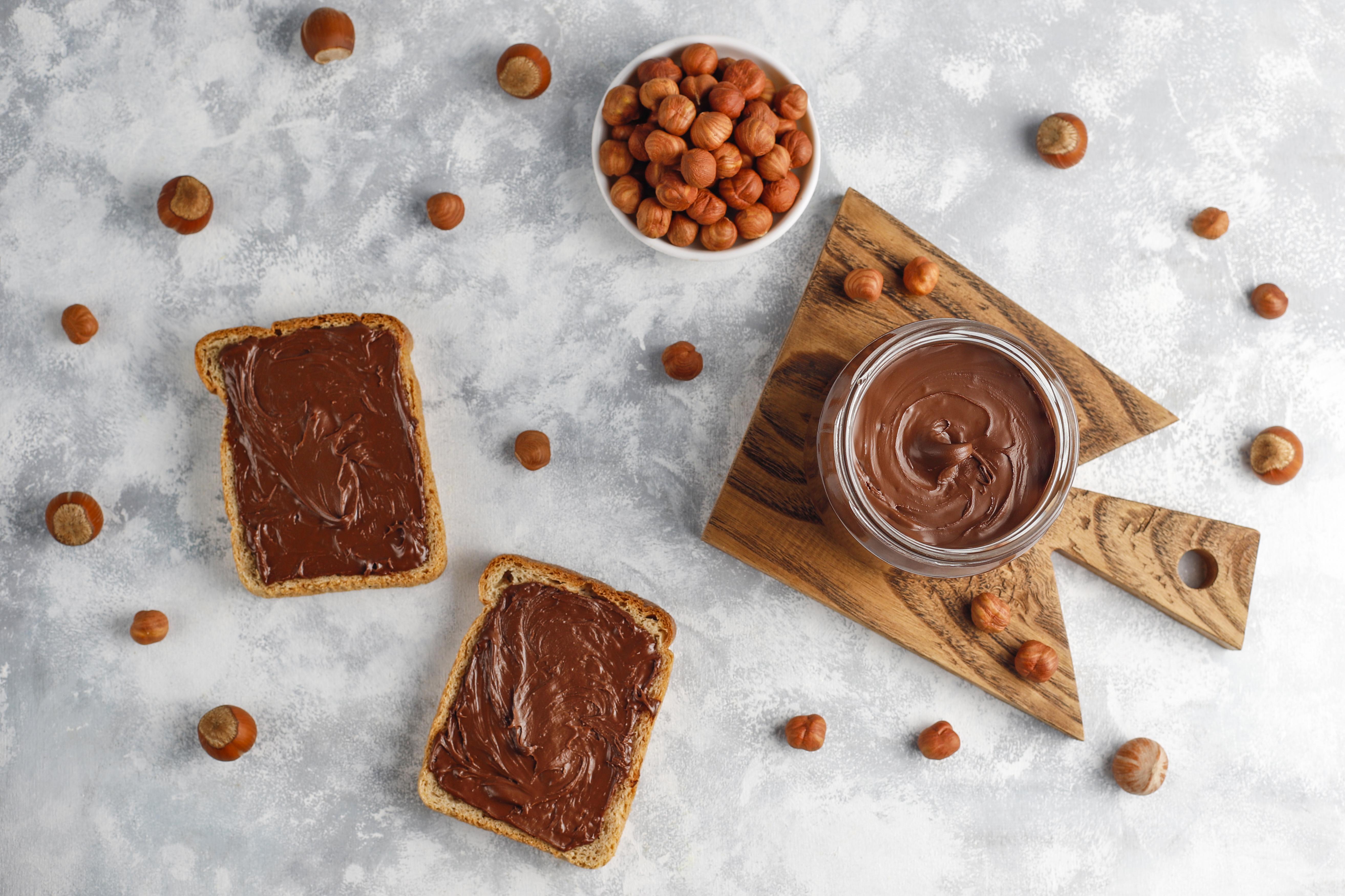Chocolate Malted Milk Powder Nut Butter Spread