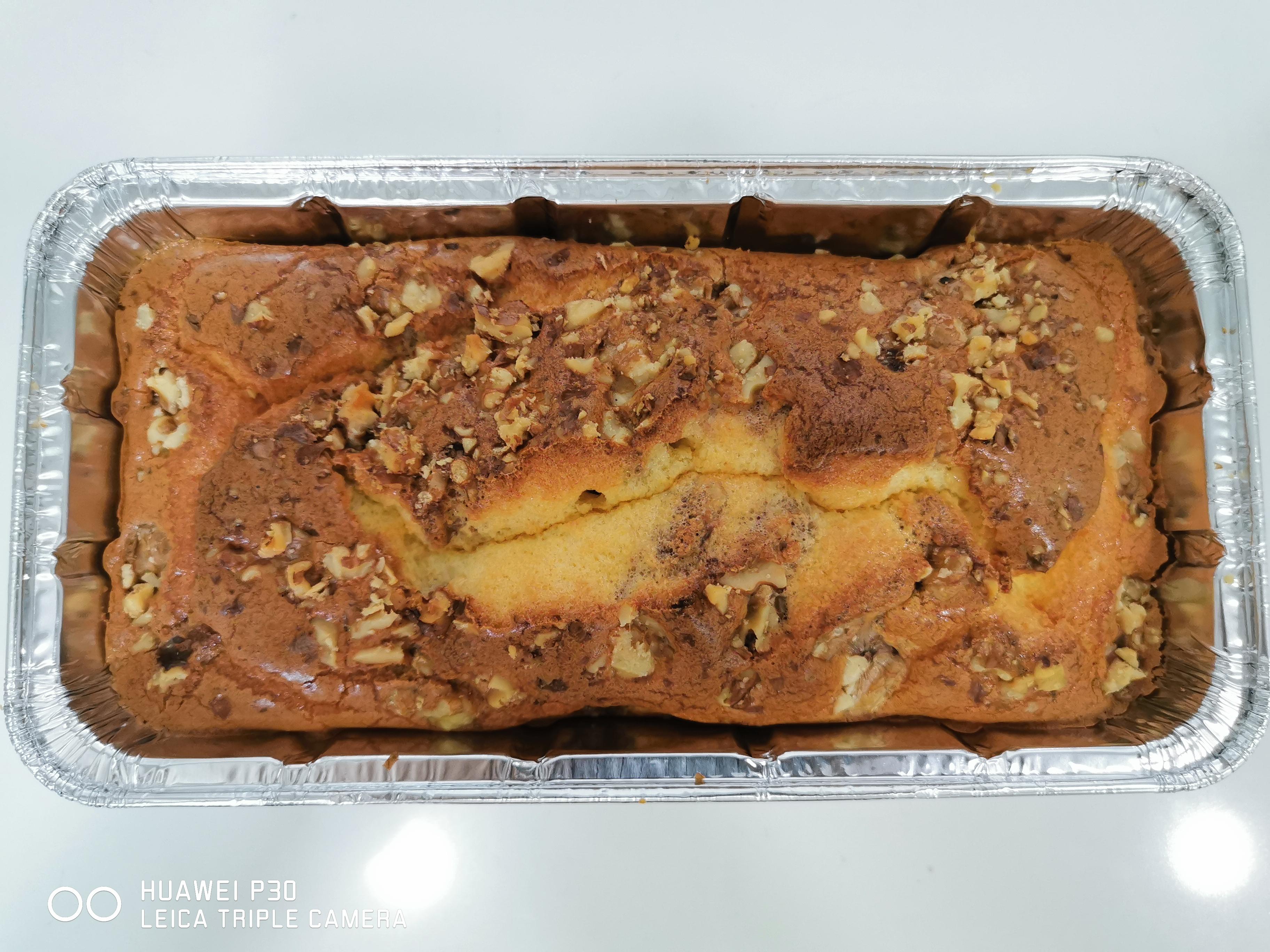 Keto Chiffon Cake