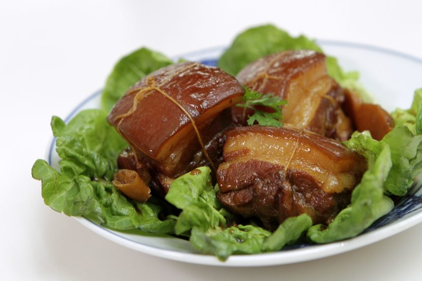 Dongpo Rou (Braised Pork Belly)