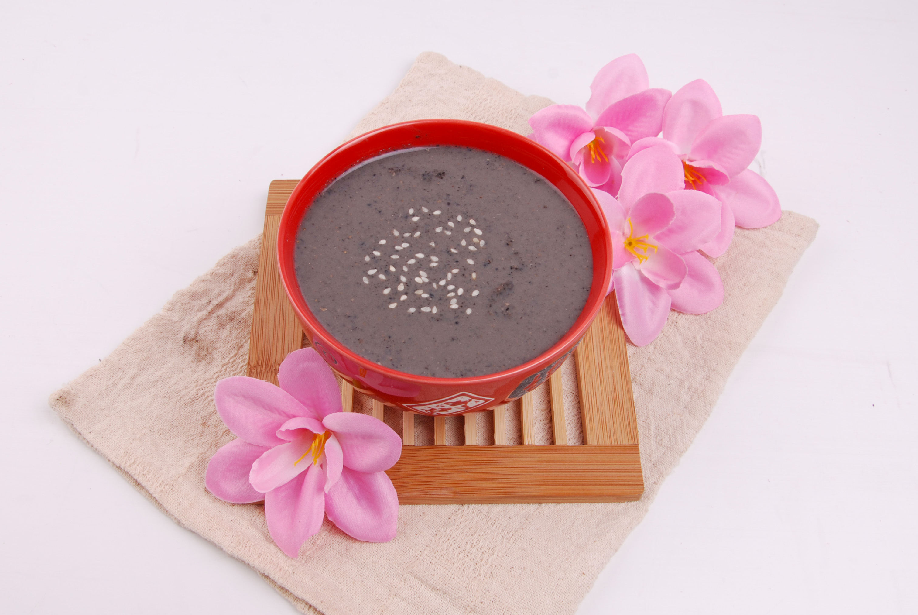 Black Sesame Soup by BMS organic