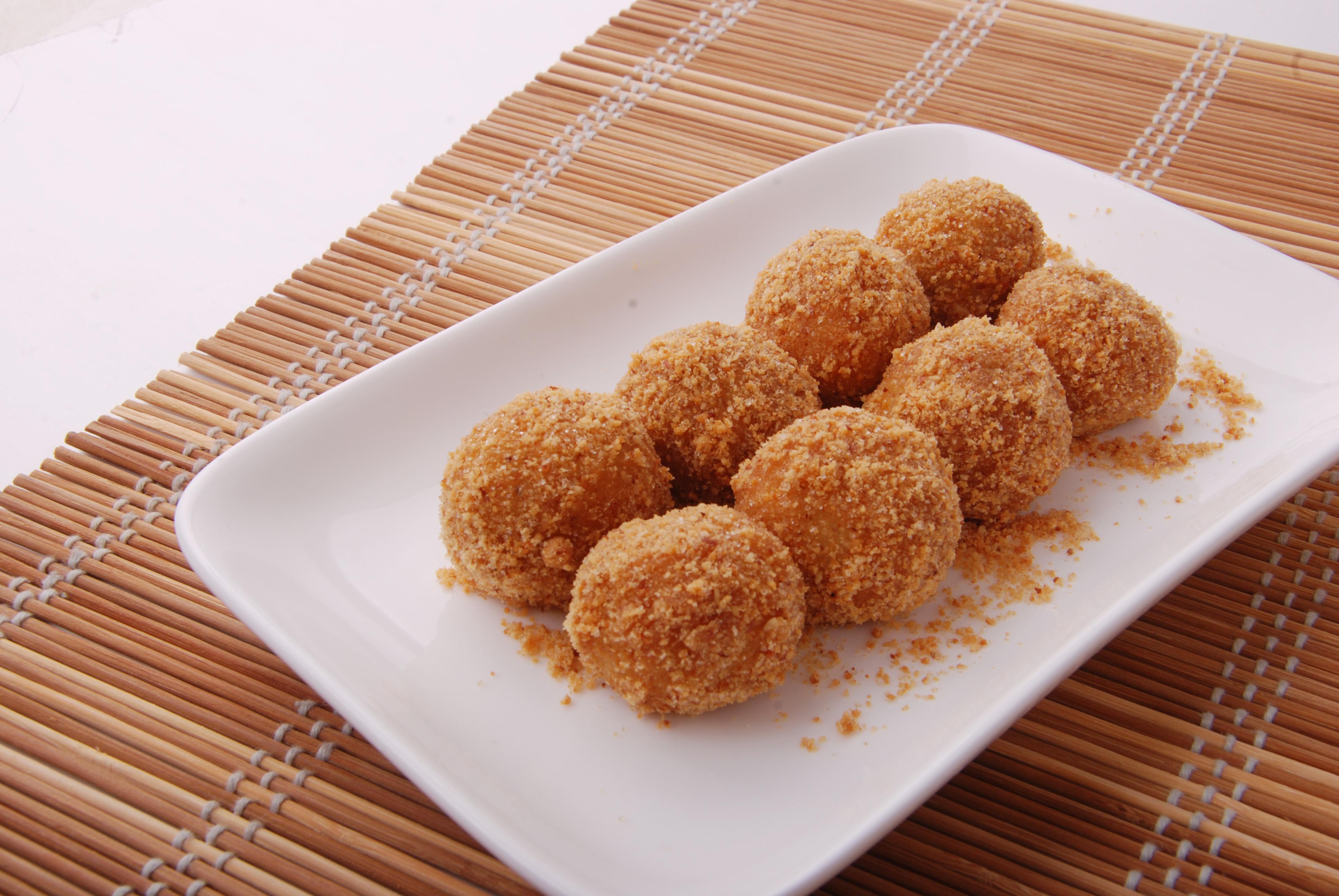 Black Sesame Tang Yuan MOCHI by BMS