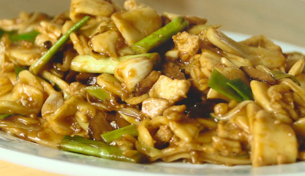 Hokkien Stir Fried Rice Cake