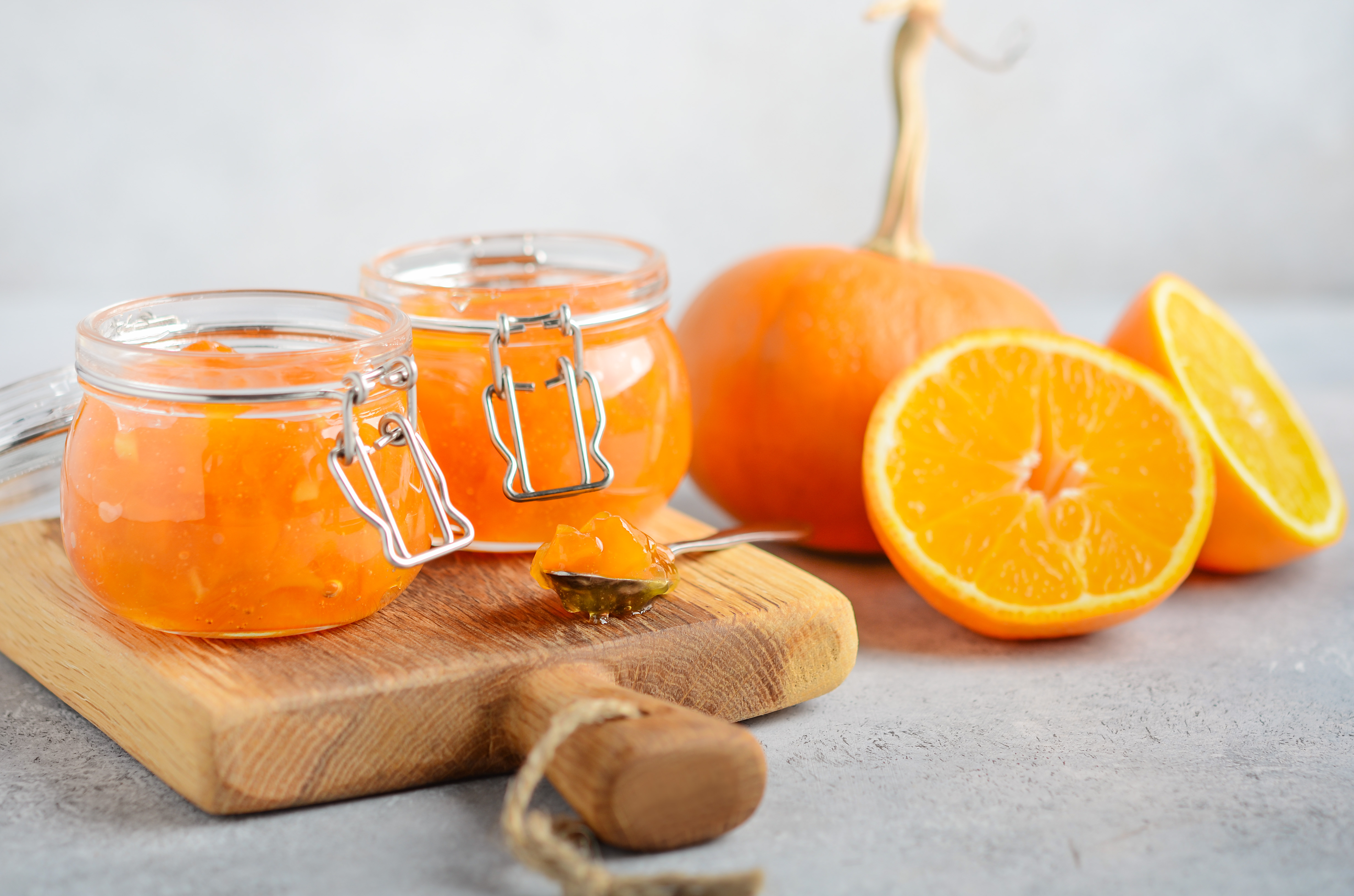 Pumpkin Orange Jam
