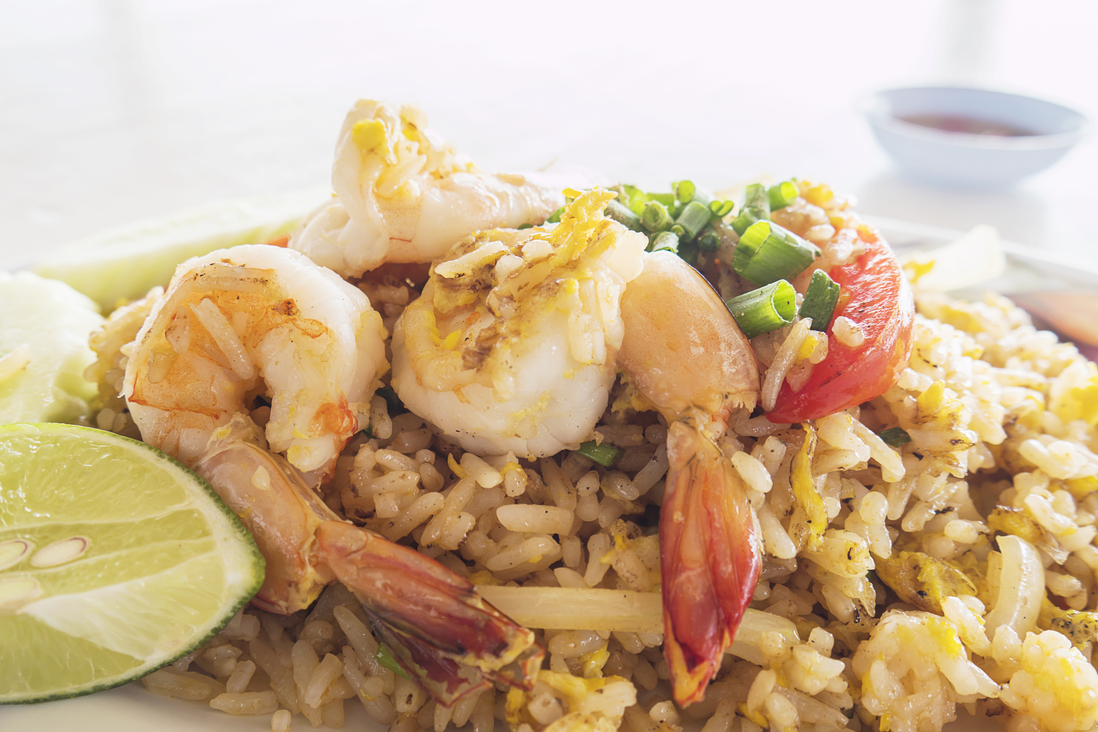Iasomie@923Food Court - Shrimp fried rice